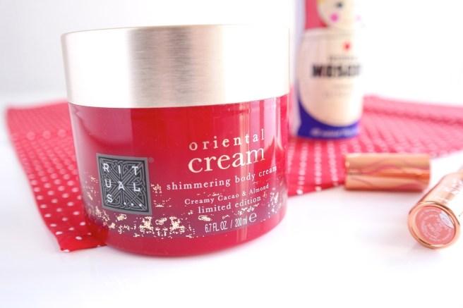 missbonnebonne beautyblog lieblingsprodukte geschenkidee rituals oriental cream schimmernde bodylotion moscow ginger getränk