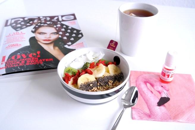 fit in den frühling eunova b12 gegen stress lifestyle blog Müsli chia goji missbonnebonne