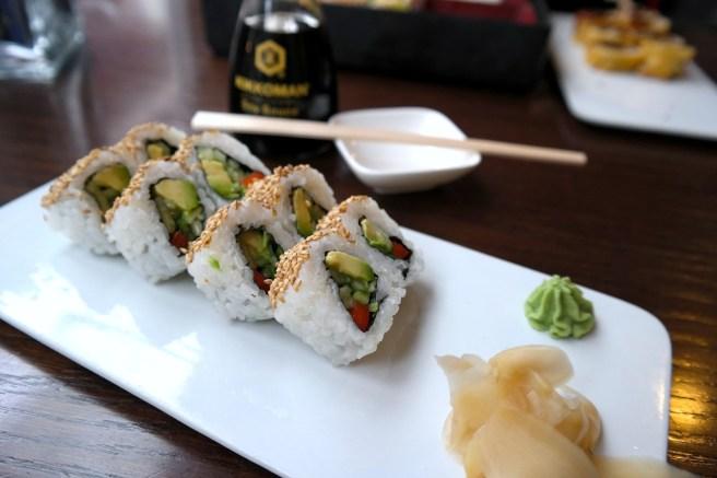 Makiman Bonn Innenstadt Sushi essen Reis Nudeln Curries Tipp Empfehlung Blog