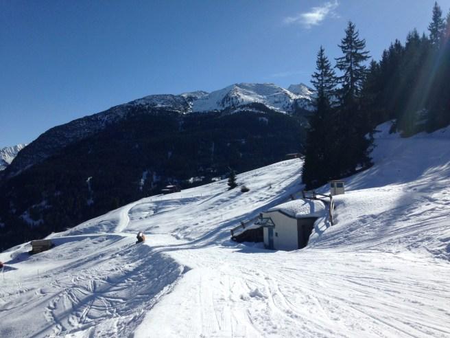 Missbbontour Reiseblog Reisen mit Kindern Blog Bonn Lifestyle Kurztrip Skifahren Zillertal Österreich Tirol Abfahrt