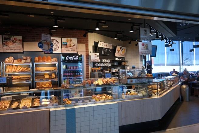 Köln Bonn Flughafen Ausflugsziel Besucherterrasse Kamps Café