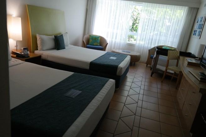 Daydream Island Whitsundays Cruises hotel Resort übernachten Ausflug Bootfahren Baby Elternzeit Fernreise Australien Reiseblog