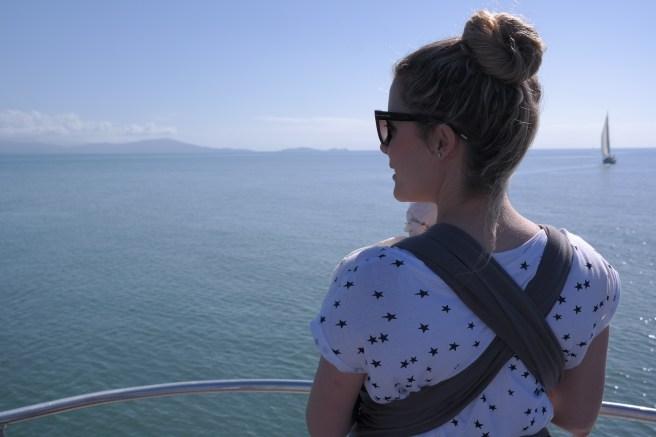 quicksilver great barrier reef plattform ausflug bootsfahrt mit kind baby kinderwagen schnorcheln nemo tagesausflug roadtrip baby ostküste australien reisen mit kinder