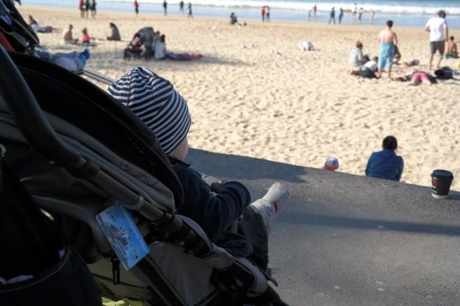 Reisen mit Baby Kindern Australien Ostküste Roadtrip Sydney Inlandsflug Erfahrungsbericht Reiseblog Mamablog Empfehlung manly nuna pepp luxx