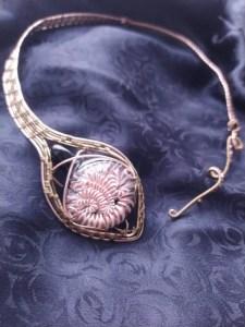Bijoux en verre et verrerie d'art