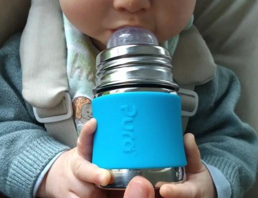 baby flasche trinken beikost schoppen pura öko