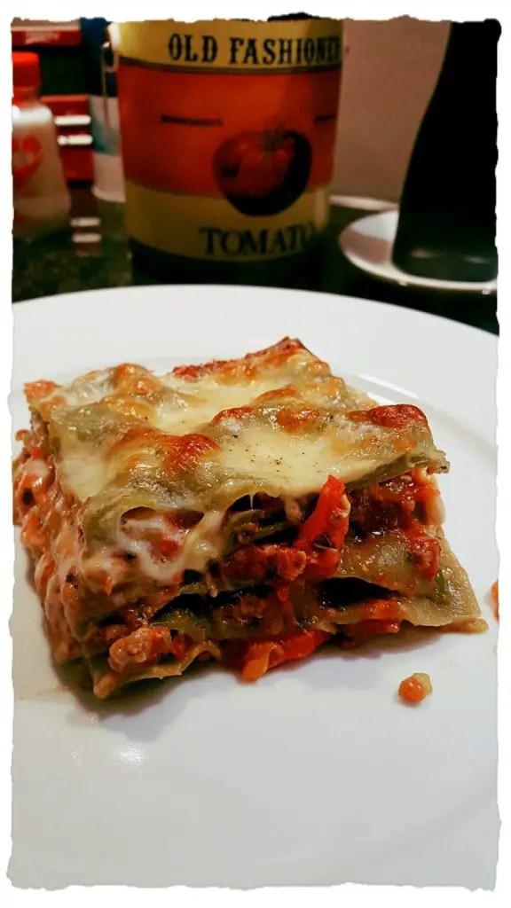 vegetarische Lasagne à la Miss Broccoli