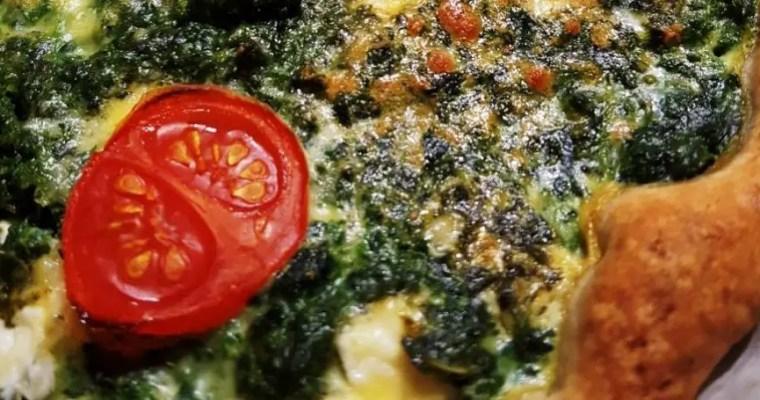 Spinat-Feta-Quiche – Familienrezept