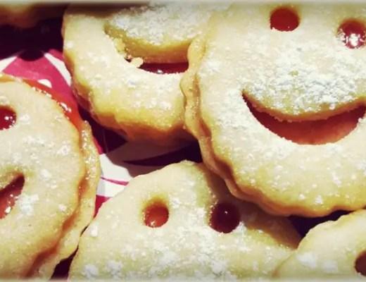 Spitzbuben Weihnachten Rezept