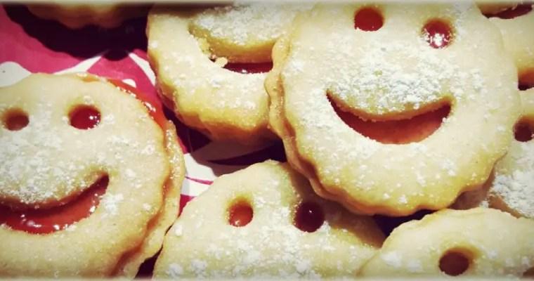 Spitzbuben – Meine Lieblings-Weihnachtsguetzli