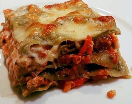 Vegetarische Lasagne à la Miss Broccoli