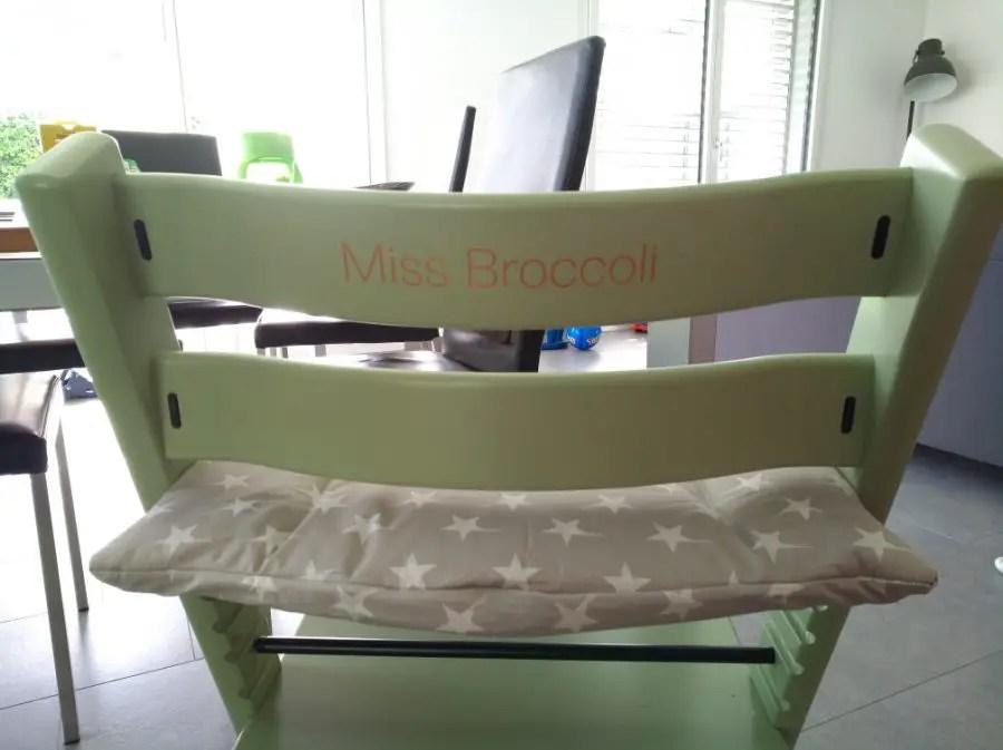 Tripp Trapp Miss Broccoli