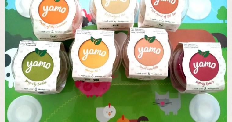 Yamo – ein neuer erfrischend anderer Babybrei aus der Schweiz