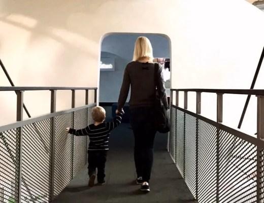 Mamablog: Mama und Sohn