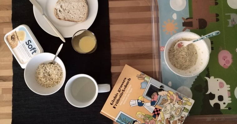 Weihnachtstipp: Globis grosses Frühstücksbuch