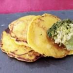 fingerfood rezept maiskuchen cachapa kind familie vegetarisch