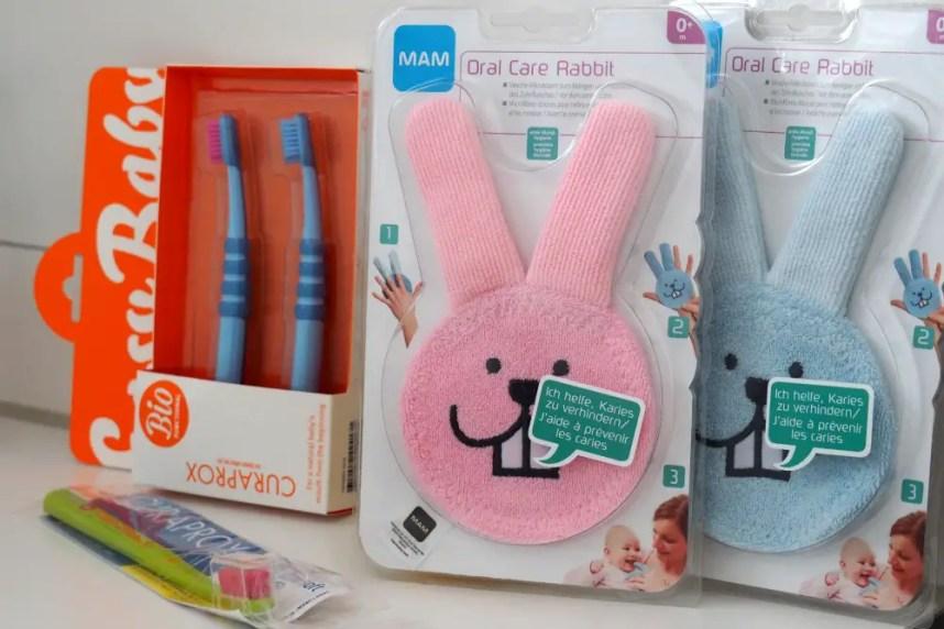 Kinderzahnbürste Oral Care Rabbit
