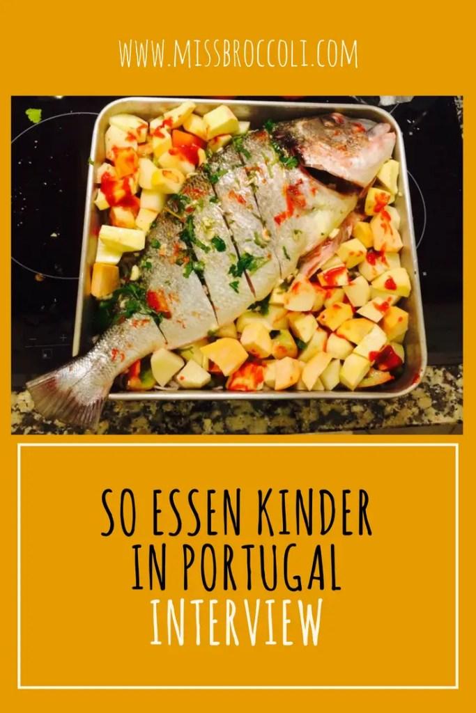 pin, interview, so essen kinder in portugal, ernährung, kinder, stillen