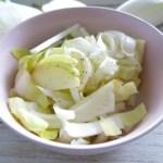 fenchelsalat Apfel Fenchel Chicorée Salat schwanger verdauung rezept)