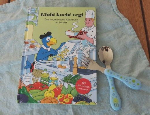 globi, kochbuch, kinderkochbuch, rezension, mamablog, foodblog, kochen mit kindern, vegetarisch, vegan, hiltl,