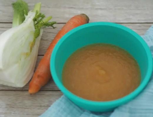 gemüse babybrei beikost rezepte vegetarisch start ernährung baby
