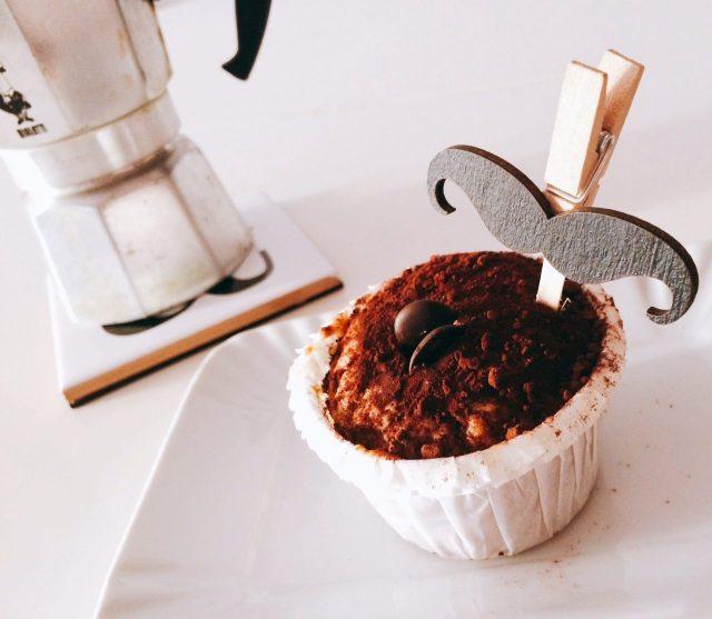 Muffin al caffè con Bialetti
