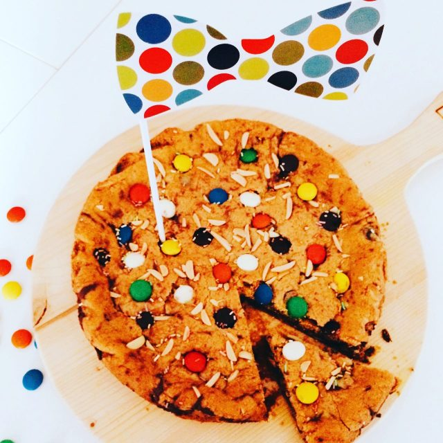 torta-cookie-e-smarties