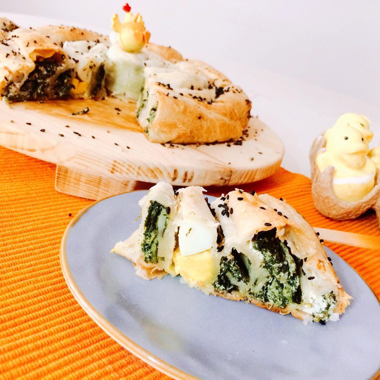 Girella Pasqualina_fetta nel piatto