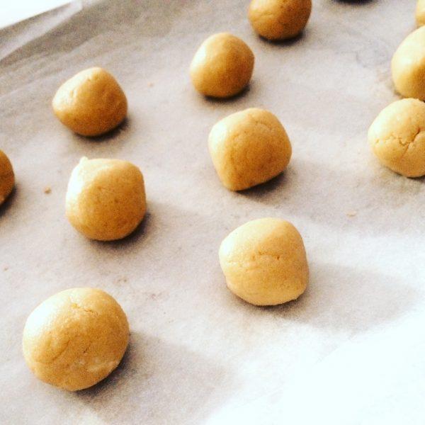 Snowball cookies_palline da cuocere