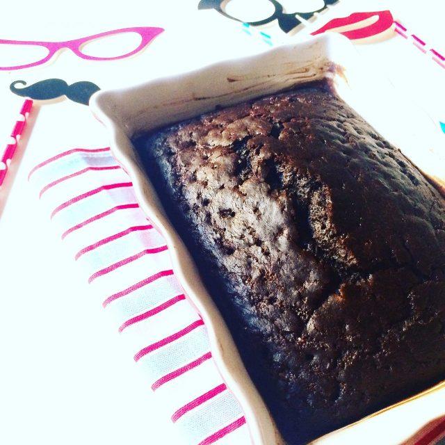 Crazy cake cotta