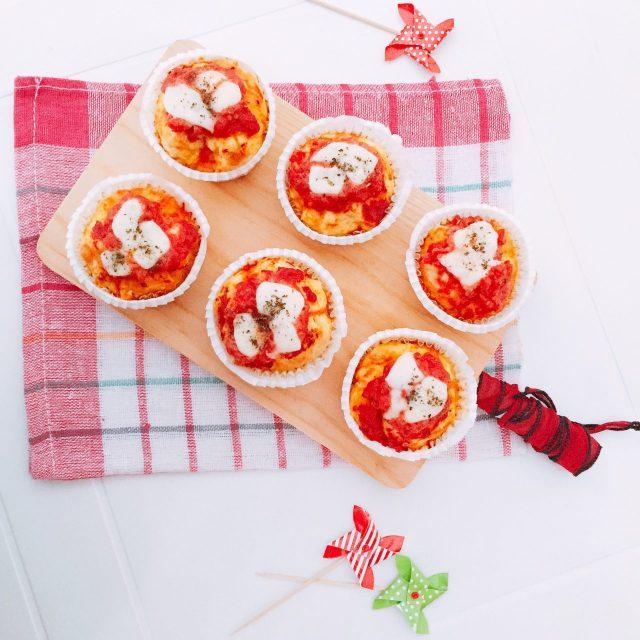 Pizza muffin senza lievitazione_6