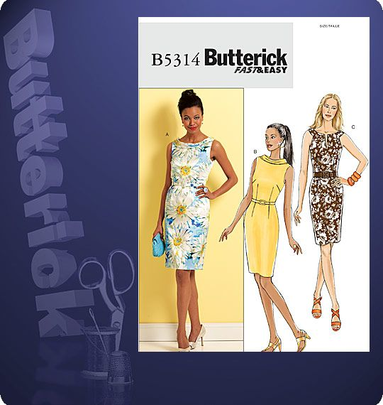 Butterick 5314