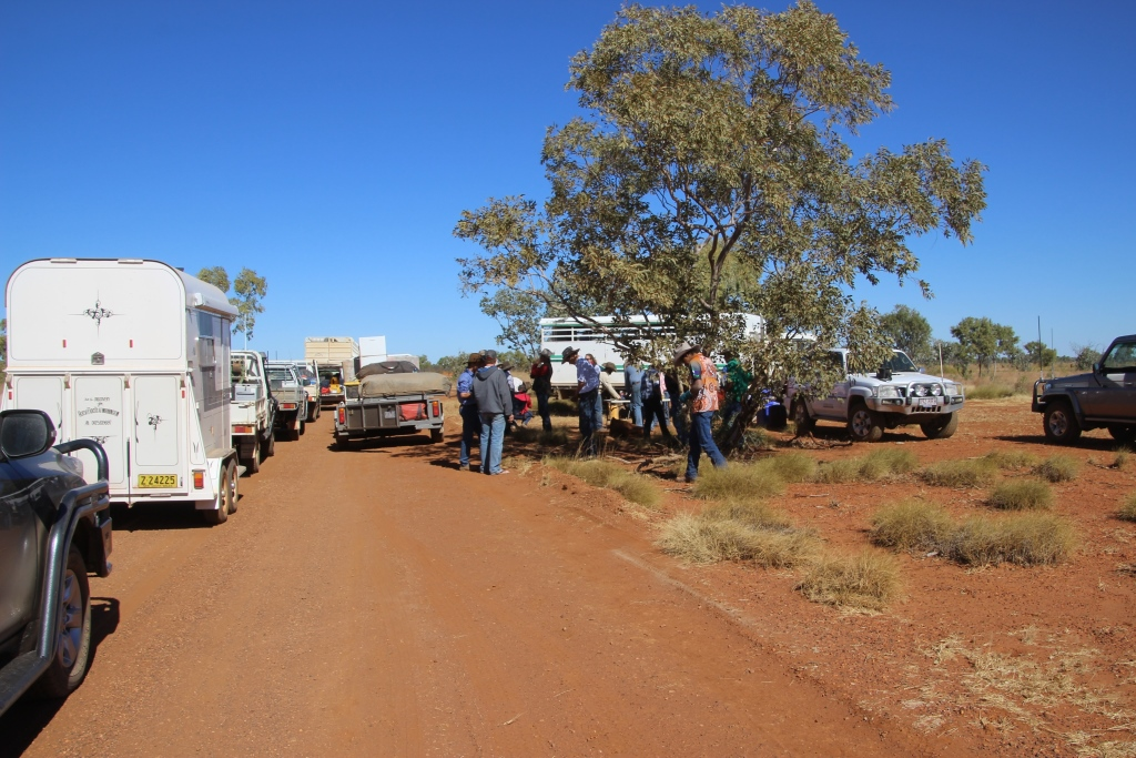 Socializing Outback Style {Brunette Races}