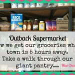 Life on an Outback Cattle Station – Supermarket
