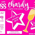 An Evening with Miss Chardy – Brisbane Event