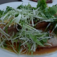 Cantonese style steamed fish recipe
