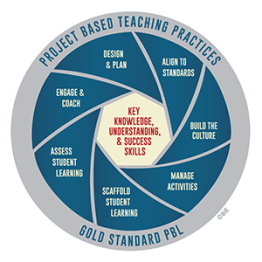The role of a PBL teacher
