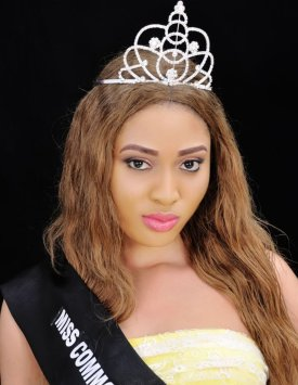 086a Beauty Istifanus (Miss Nigeria)