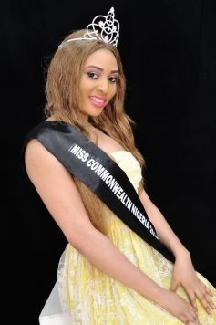 086b Beauty Istifanus (Miss Nigeria)