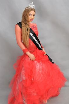 086c Beauty Istifanus (Miss Nigeria)