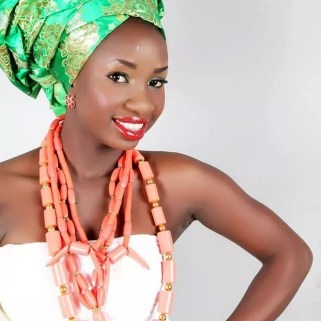 012b Enwongo Eyoette (Miss Nigeria)