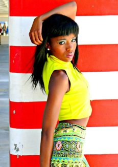 015b Albertina Peter (Miss Namibia)