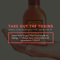 Take Out These 4 Toxins