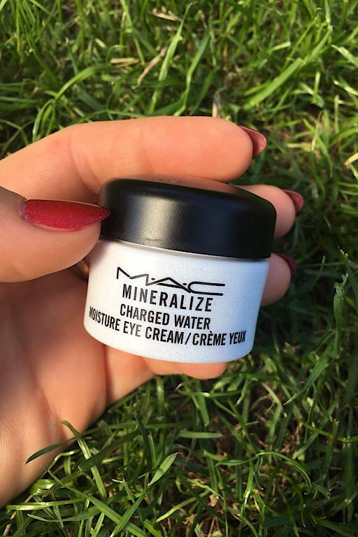 Mineralize eye cream