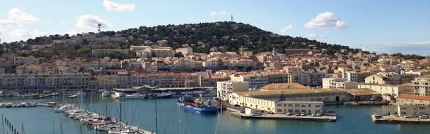 Sète port de Méditerranée
