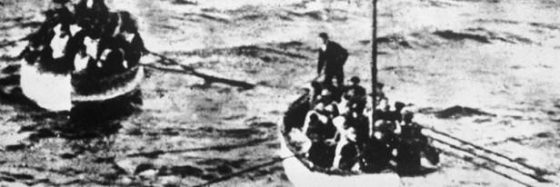 Les survivants du Titanic