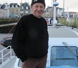 Navigateur français célèbre Philippe Poupon