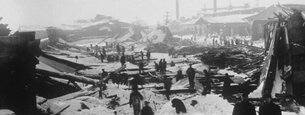 Explosion d'Halifax