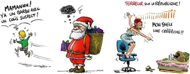 Humour Noël