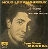 Eurovision Jean-Claude Pascal Nous les amoureux